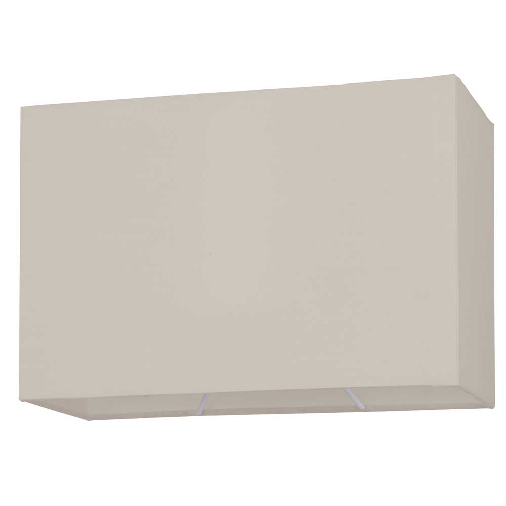 Taupe Rectangular Shade